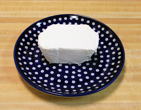 Farmer's Cheese - Twarog - 1 pound package