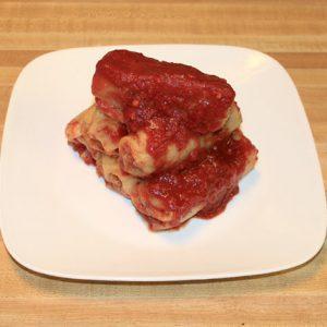 Stuffed Cabbage - Golabki