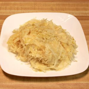 Sauerkraut 2 pound package