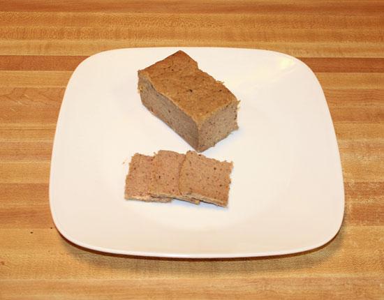 Baked Liver Sausage - Pasztet