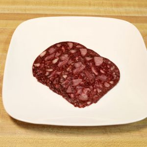 Blood Head Cheese - Czarny Salceson