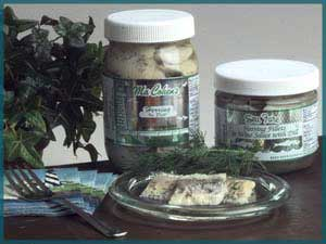 MaCohen's Herring in Dill Sauce-16 oz Jar