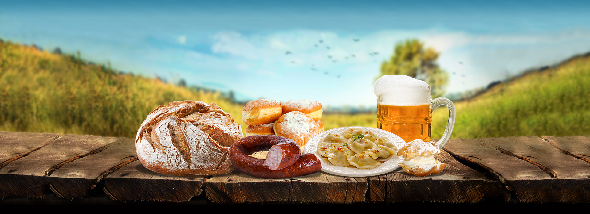 Srodek's Campau Quality Sausage, Co.