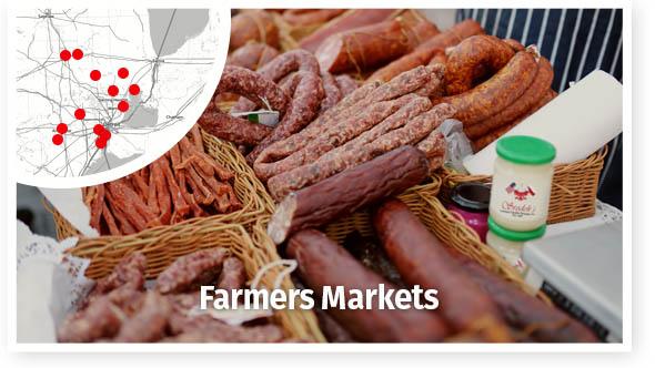 Srodek Farmers Market