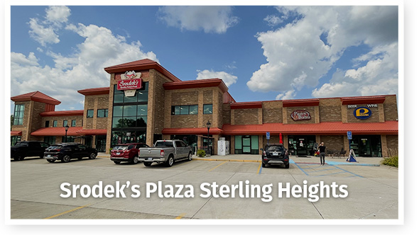 Srodeks Sterling Heights Location
