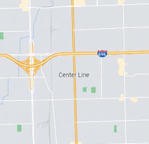 CenterLine map