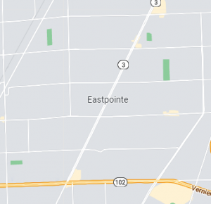 Eastpoint map