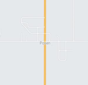 Posen map