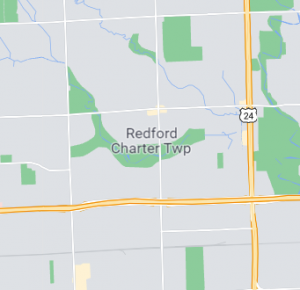 Redford map