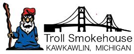 Troll smokehouse logo