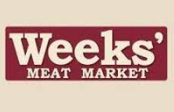 Weeks Meat Market logo